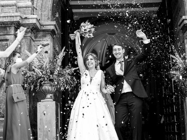 La boda de Abraham y Patricia en Villanueva De Gallego, Zaragoza 11