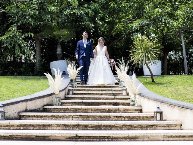 La boda de Abraham y Patricia en Villanueva De Gallego, Zaragoza 16
