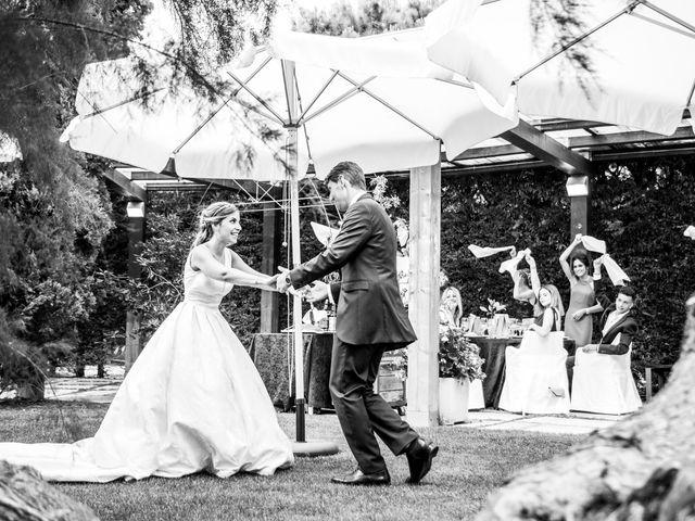 La boda de Abraham y Patricia en Villanueva De Gallego, Zaragoza 18