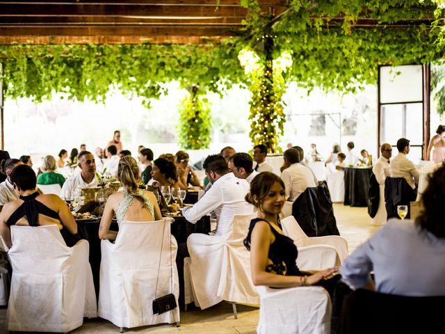 La boda de Abraham y Patricia en Villanueva De Gallego, Zaragoza 20