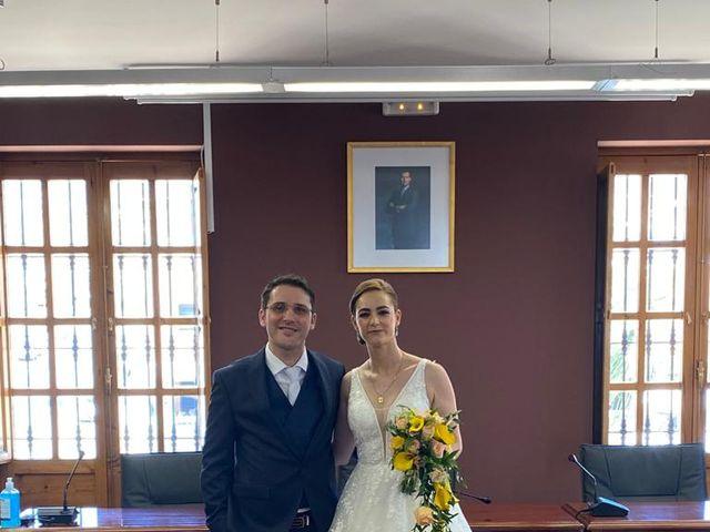 La boda de Santiago  y Maria del Mar en Huercal De Almeria, Almería 6