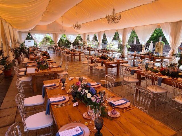 La boda de Cristian  y Melania en Los Realejos, Santa Cruz de Tenerife 1