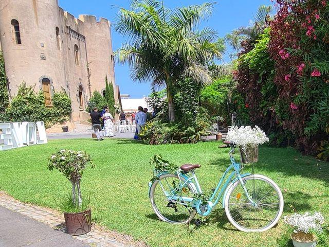 La boda de Cristian  y Melania en Los Realejos, Santa Cruz de Tenerife 2