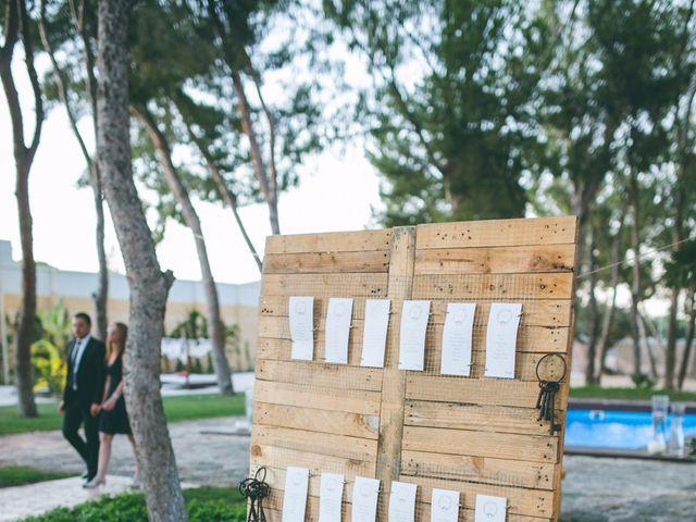 La boda de Fabio y Nerea en Alacant/alicante, Alicante 11