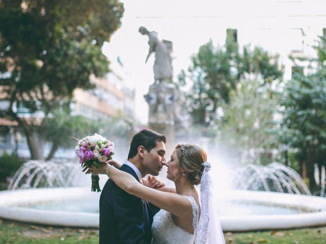 La boda de Fabio y Nerea en Alacant/alicante, Alicante 13