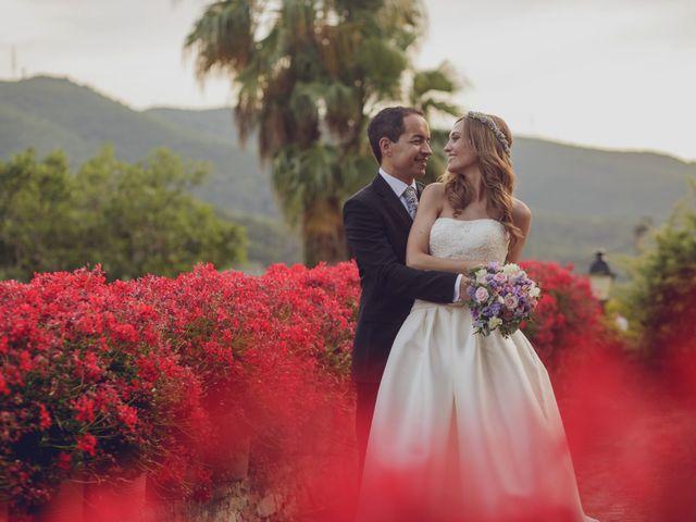 La boda de Susana y Manolo