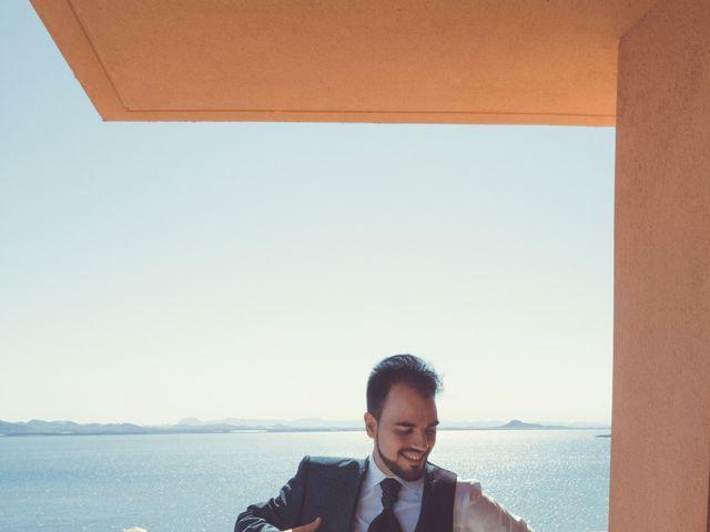 La boda de Luis y Eva en Murcia, Murcia 4