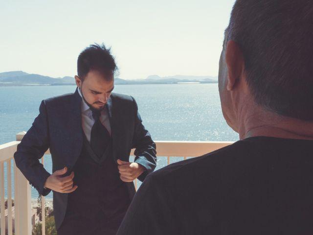 La boda de Luis y Eva en Murcia, Murcia 5