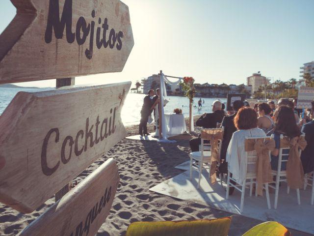 La boda de Luis y Eva en Murcia, Murcia 15