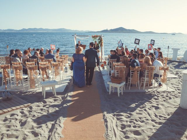 La boda de Luis y Eva en Murcia, Murcia 16