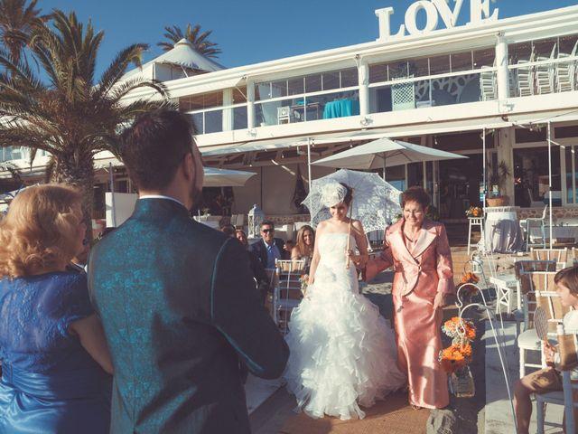 La boda de Luis y Eva en Murcia, Murcia 17