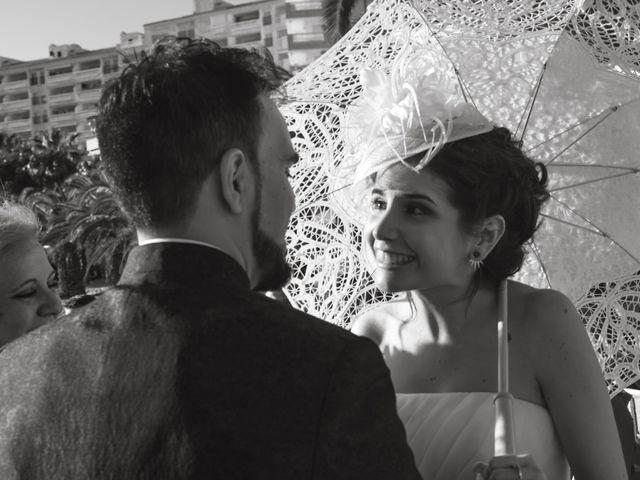 La boda de Luis y Eva en Murcia, Murcia 18