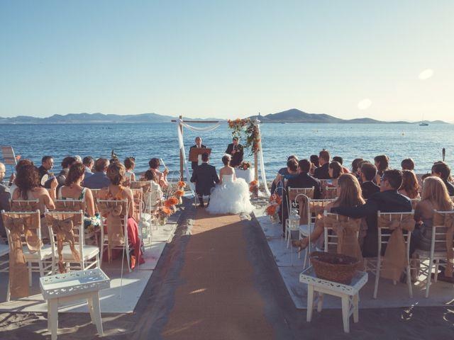 La boda de Luis y Eva en Murcia, Murcia 19