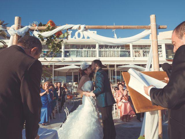 La boda de Luis y Eva en Murcia, Murcia 20
