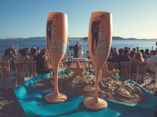 La boda de Luis y Eva en Murcia, Murcia 24