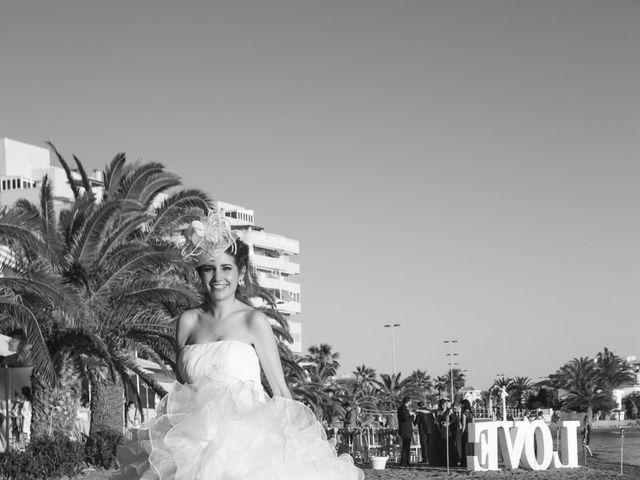 La boda de Luis y Eva en Murcia, Murcia 26