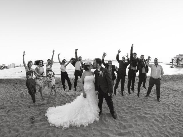 La boda de Luis y Eva en Murcia, Murcia 29