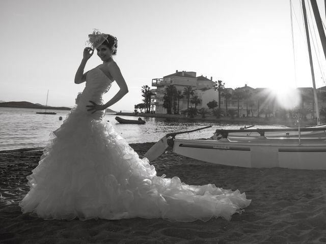 La boda de Luis y Eva en Murcia, Murcia 31