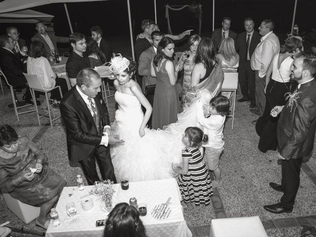 La boda de Luis y Eva en Murcia, Murcia 33