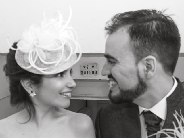 La boda de Luis y Eva en Murcia, Murcia 34