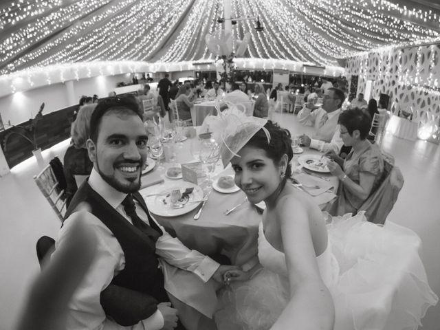 La boda de Luis y Eva en Murcia, Murcia 35