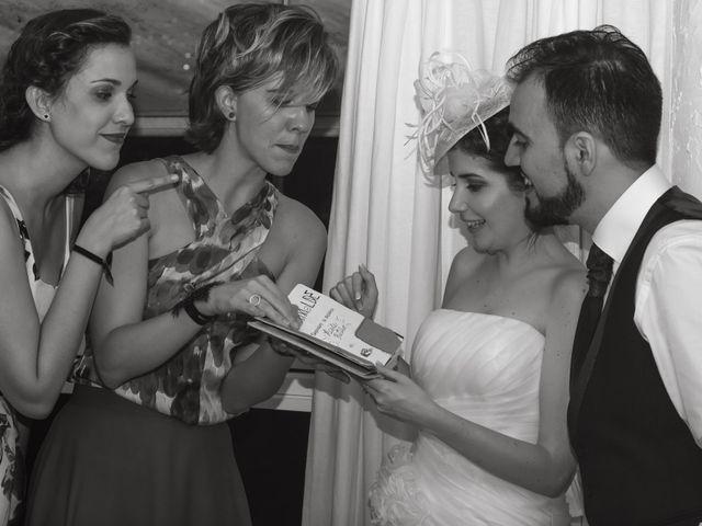 La boda de Luis y Eva en Murcia, Murcia 37