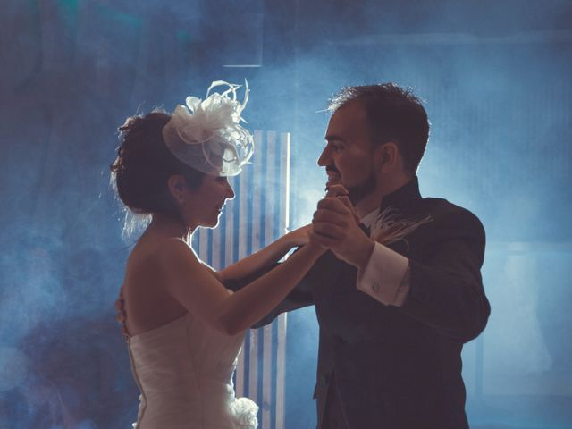 La boda de Luis y Eva en Murcia, Murcia 40
