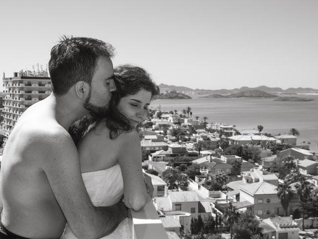 La boda de Luis y Eva en Murcia, Murcia 50