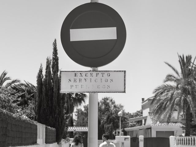 La boda de Luis y Eva en Murcia, Murcia 52