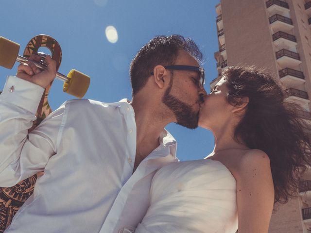 La boda de Luis y Eva en Murcia, Murcia 54