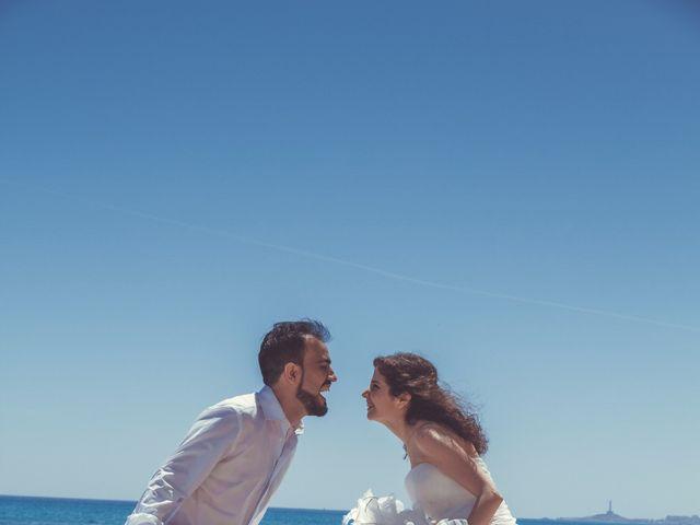 La boda de Luis y Eva en Murcia, Murcia 56