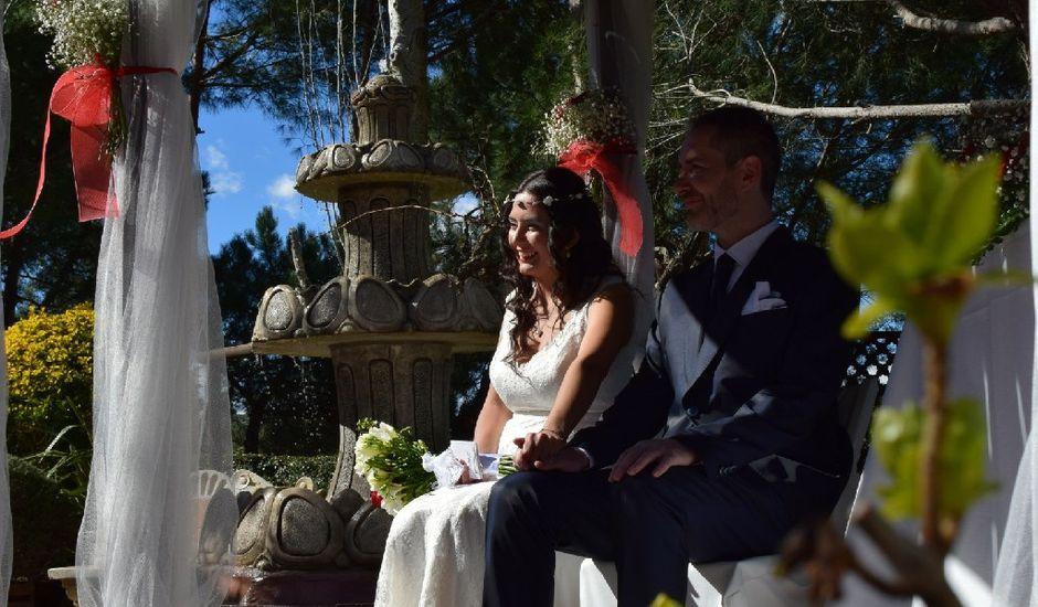 La boda de Jordi y Barbara en Llinars Del Valles, Barcelona