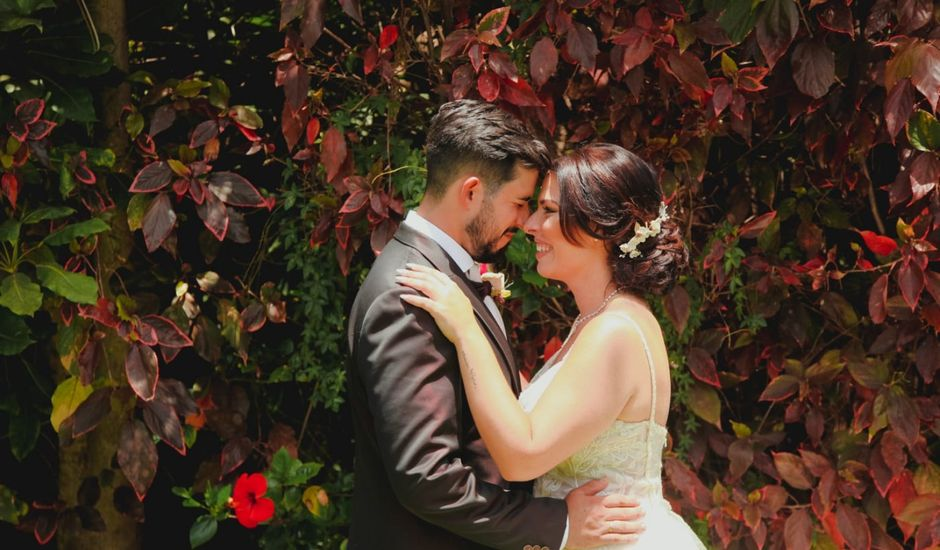 La boda de Cristian  y Melania en Los Realejos, Santa Cruz de Tenerife