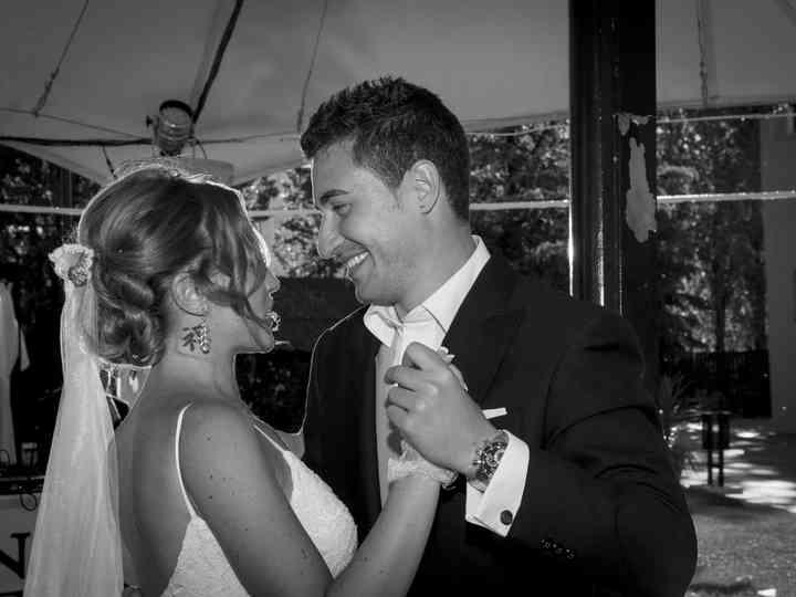 La boda de Vanessa y Iñaki