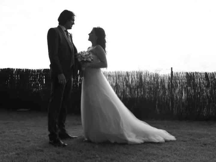 La boda de Raquel y Alex