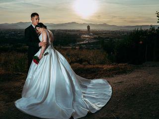 La boda de Yaiza y Iván