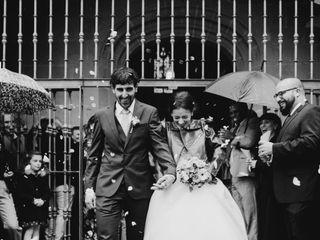 La boda de Saioa y Ander