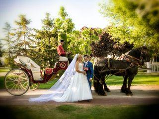 La boda de Aroa y Cristian