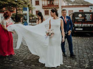 La boda de Celeste y Rayco 2