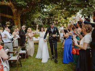 La boda de Carmina y Josh