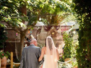 La boda de Isa y Siscu