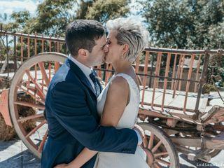 La boda de Ohiane y Asier