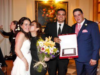 La boda de Myriam y Jaime