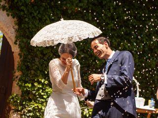 La boda de Estela y Luis
