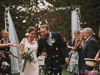 La boda de Imma y Alberto