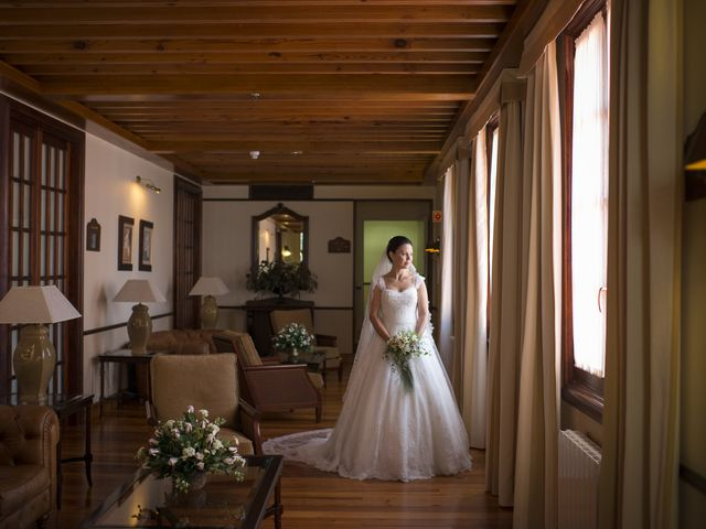 La boda de Antonio y Amparo en San Cristóbal de La Laguna, Santa Cruz de Tenerife 1