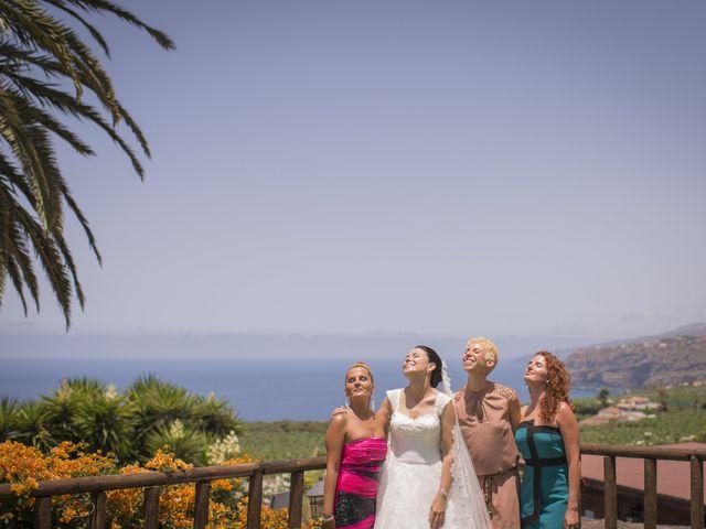 La boda de Antonio y Amparo en San Cristóbal de La Laguna, Santa Cruz de Tenerife 16