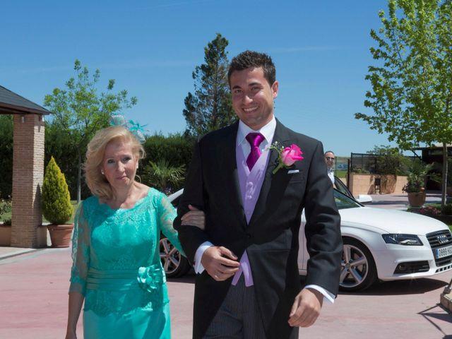 La boda de Iñaki y Vanessa en Pinto, Madrid 14