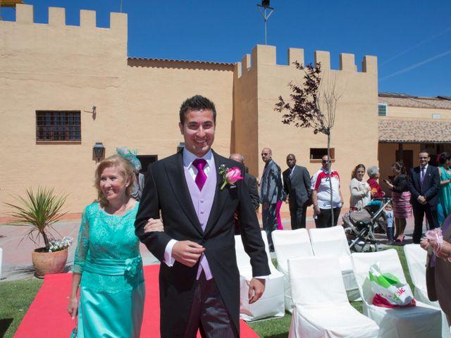 La boda de Iñaki y Vanessa en Pinto, Madrid 15