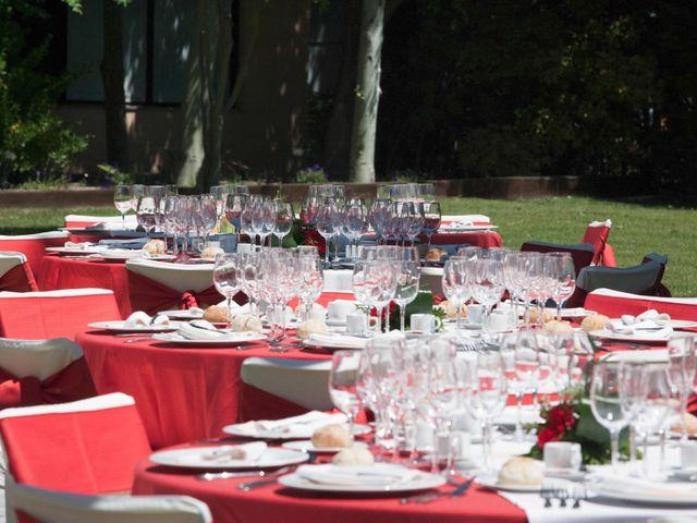 La boda de Iñaki y Vanessa en Pinto, Madrid 16
